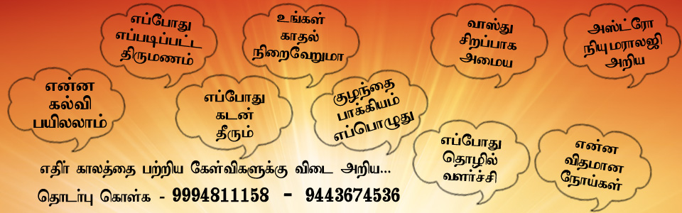 Astrologer in chennai - best astrologer in chennai tnagar